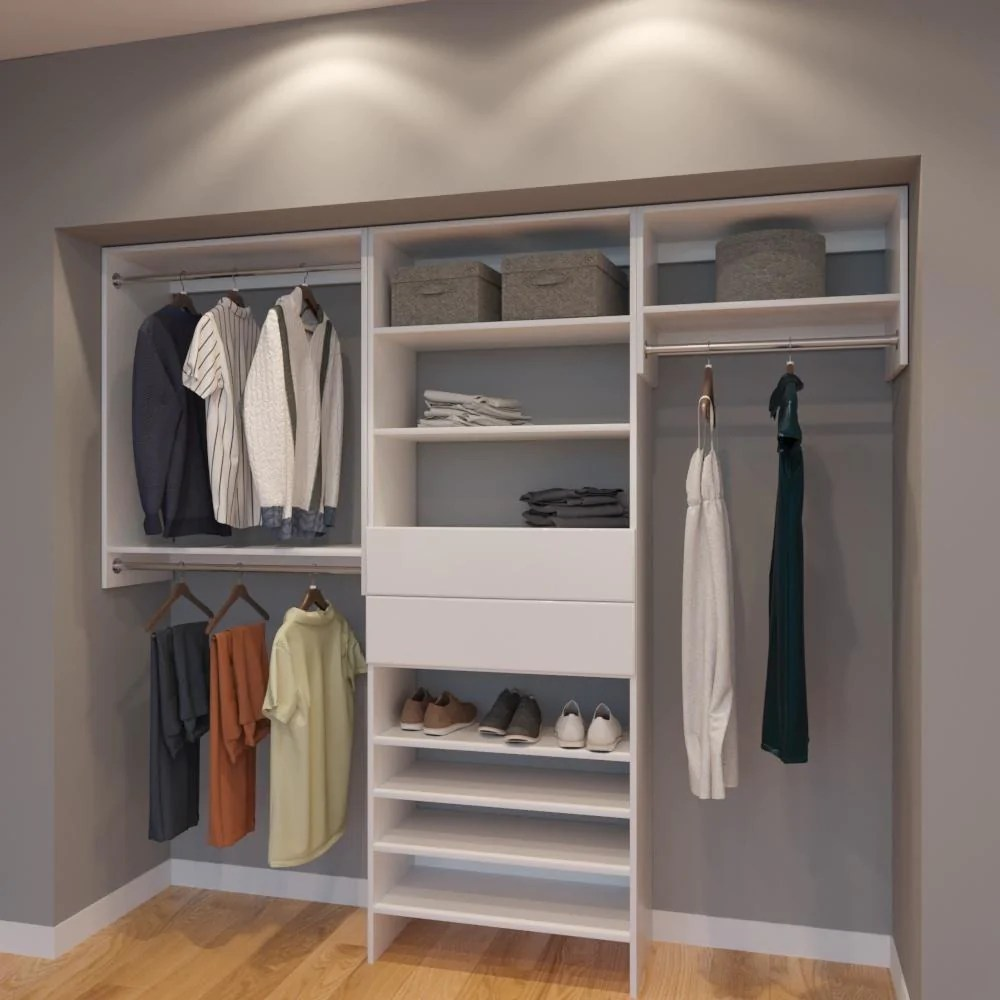 Short And Wide Bookshelf