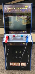 DRIVING GAMES  GUN GAMES   OTHERS     Arcades Market Police Trainer Arcade Gun Game With Lots Of New Parts Extra Sharp