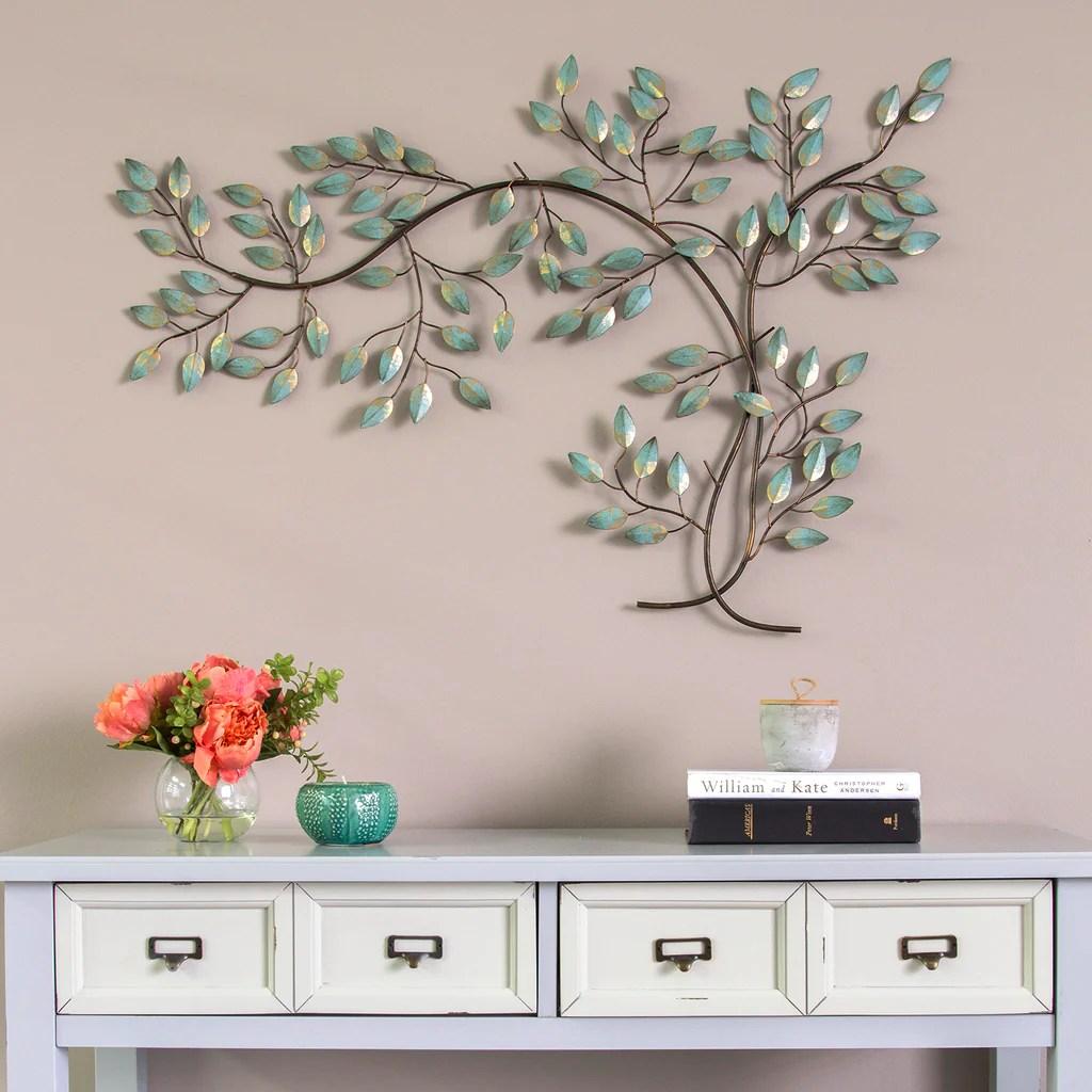 Stratton Home Decor Patina Tree Branch Wall Decor on Wall Decoration  id=72178