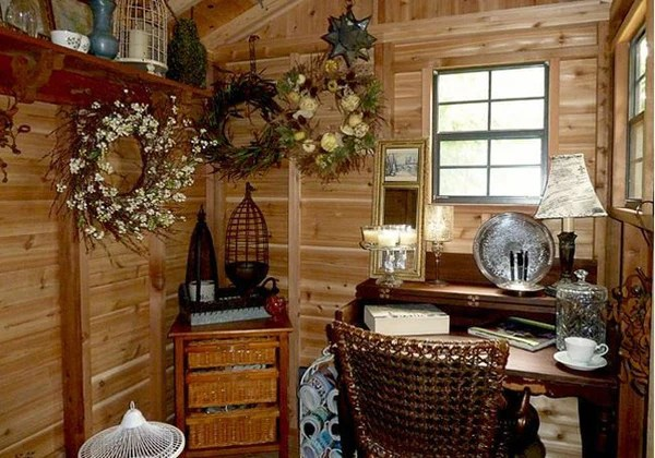 Outdoor Living Today - 9 x 6 Cabana Shed with Dutch Doors ... on Outdoor Living Today Cabana id=91582