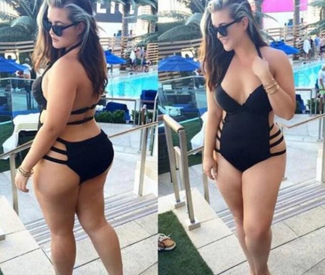Fashion Sexy Plus Size Bathing Suit Danielmonogramdesign