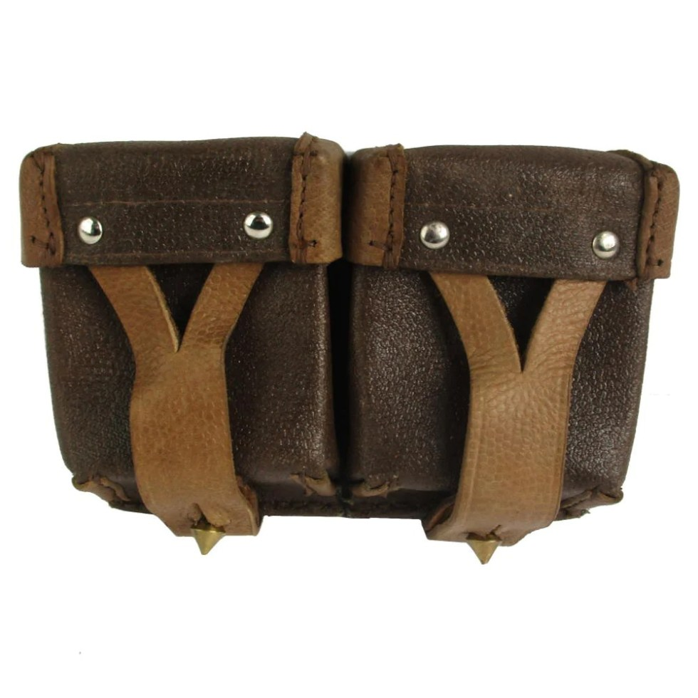 Russian Mosin Nagant Double Mag Pouch | Army and Outdoors