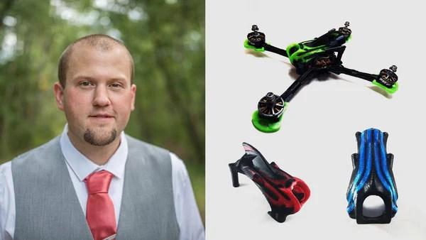 Nick Katsoulis, owner of Leet3D.