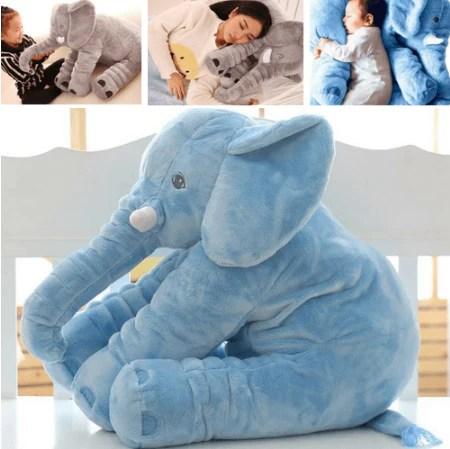 elephant plush pillow elephant plush toy