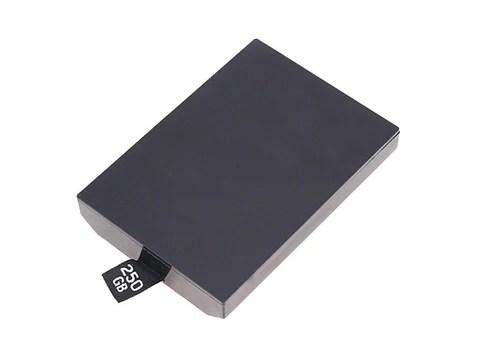 250GB 250G HDD External Hard Drive Disk Kit For Original