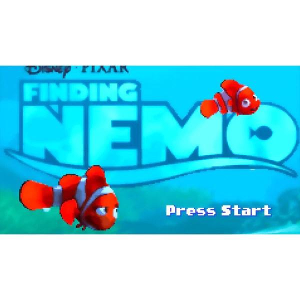 Finding Nemo Xbox 360 Game