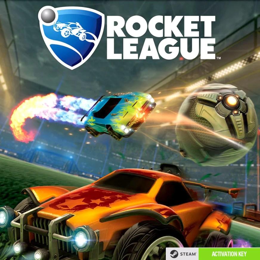 Rocket League PC Game Digital Download