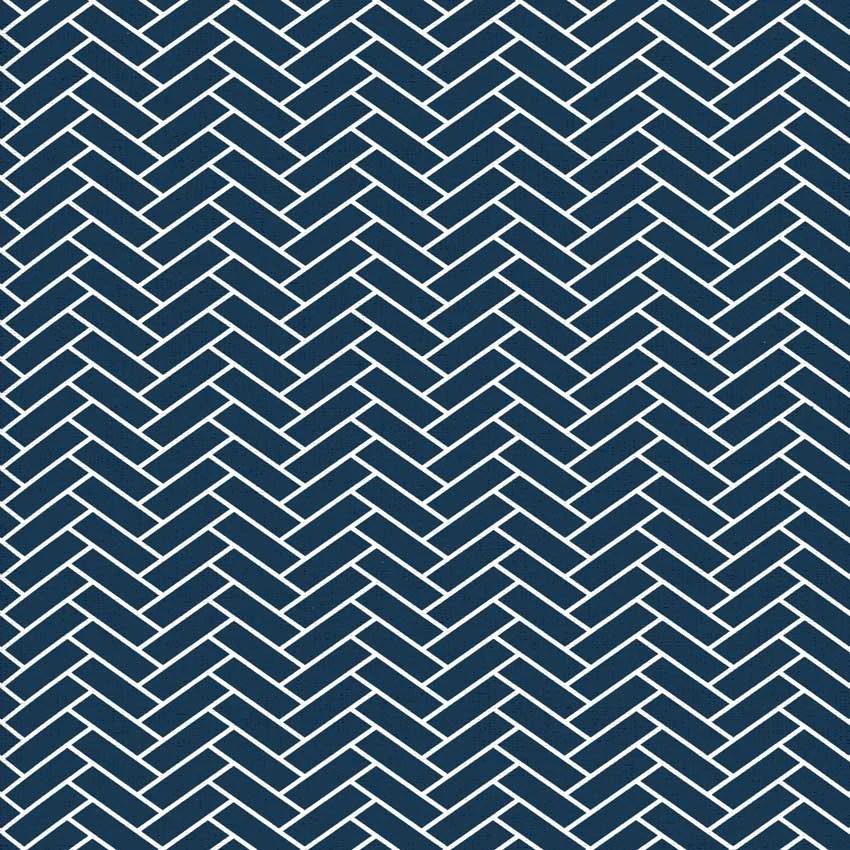chevron blue tile backdrop 2605
