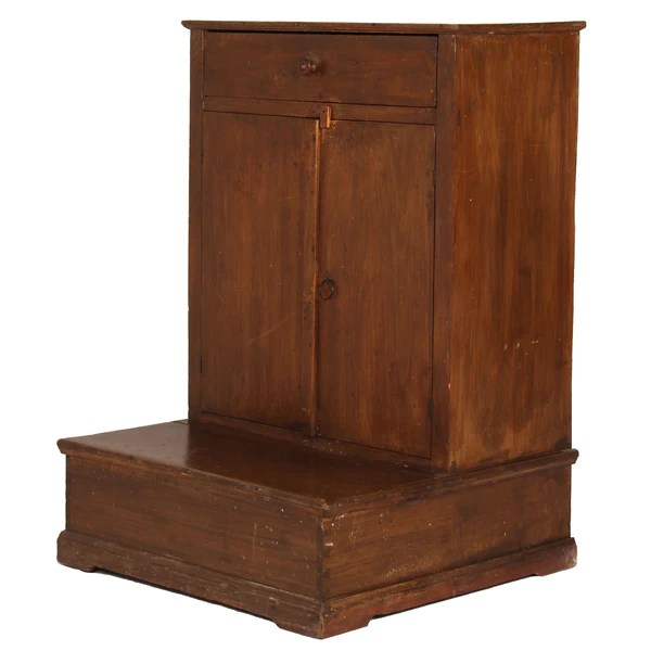 Prayer Kneeler Cabinet From Florence Italy Fatto A Mano