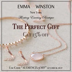 Emma Winston Floating Earring Boutique