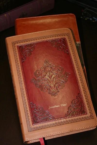KJV Study Bible DiCarta Antique Celebrate Faith