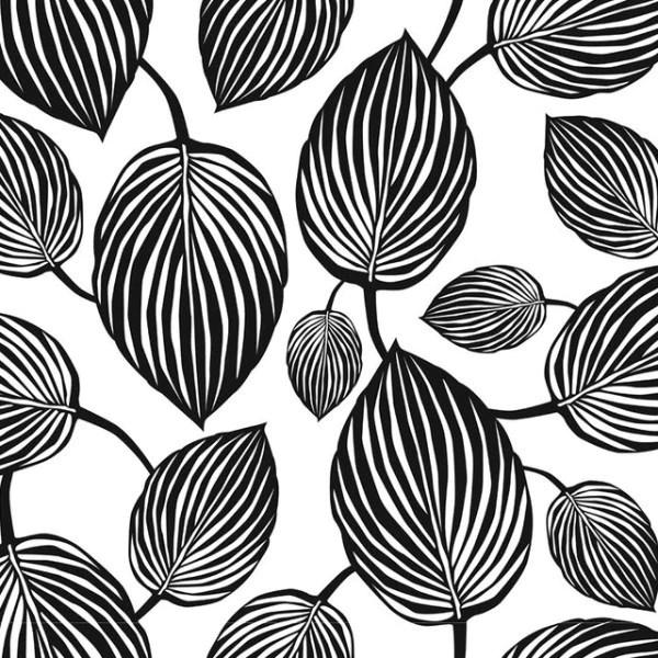 Designer Fabric Lyckans Blad Alex Elle