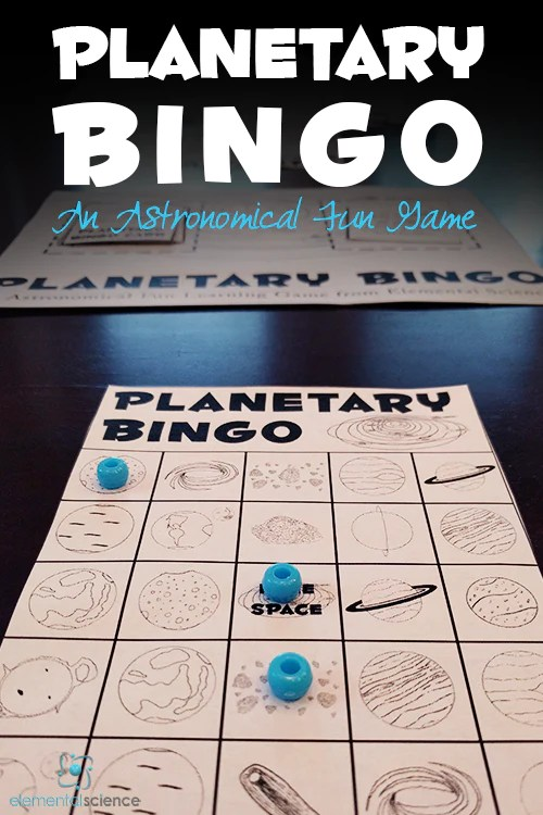 Want a free astronomy game about the planets? {Planetary ...