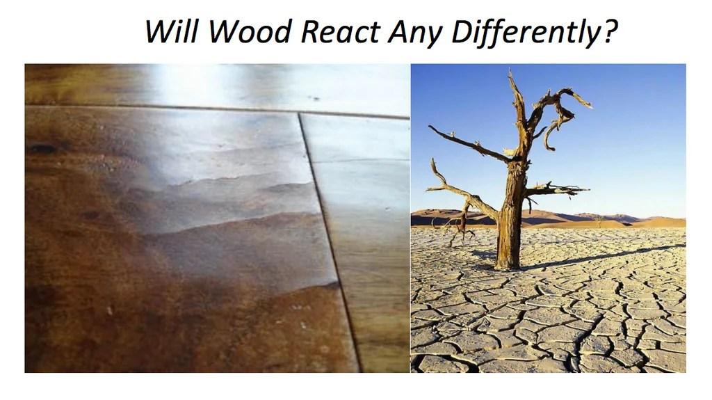 Radiant heat and hardwood flooring issues