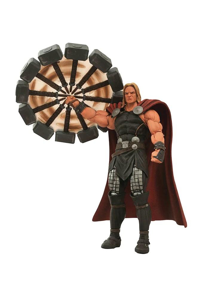 Avengers Marvel Select 7 Inch Action Figure Mighty Thor Newbury Comics