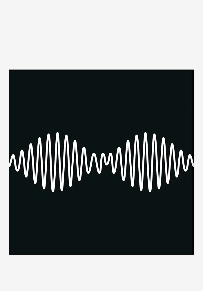 Arctic Monkeys AM LP Vinyl Newbury Comics
