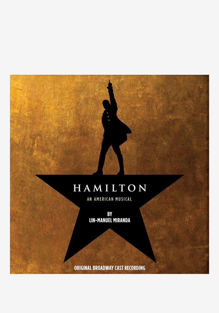 Original Broadway Cast-Hamilton Original Broadway Cast ...