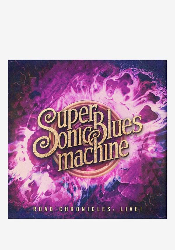 supersonic blues machine # 38