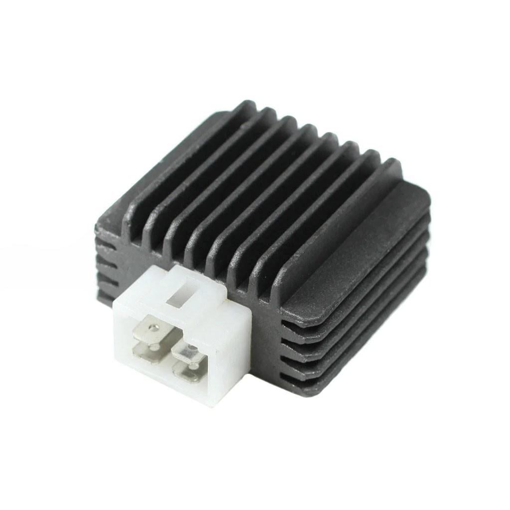 Chinese 4Pin Voltage Regulator Rectifier  Version 8