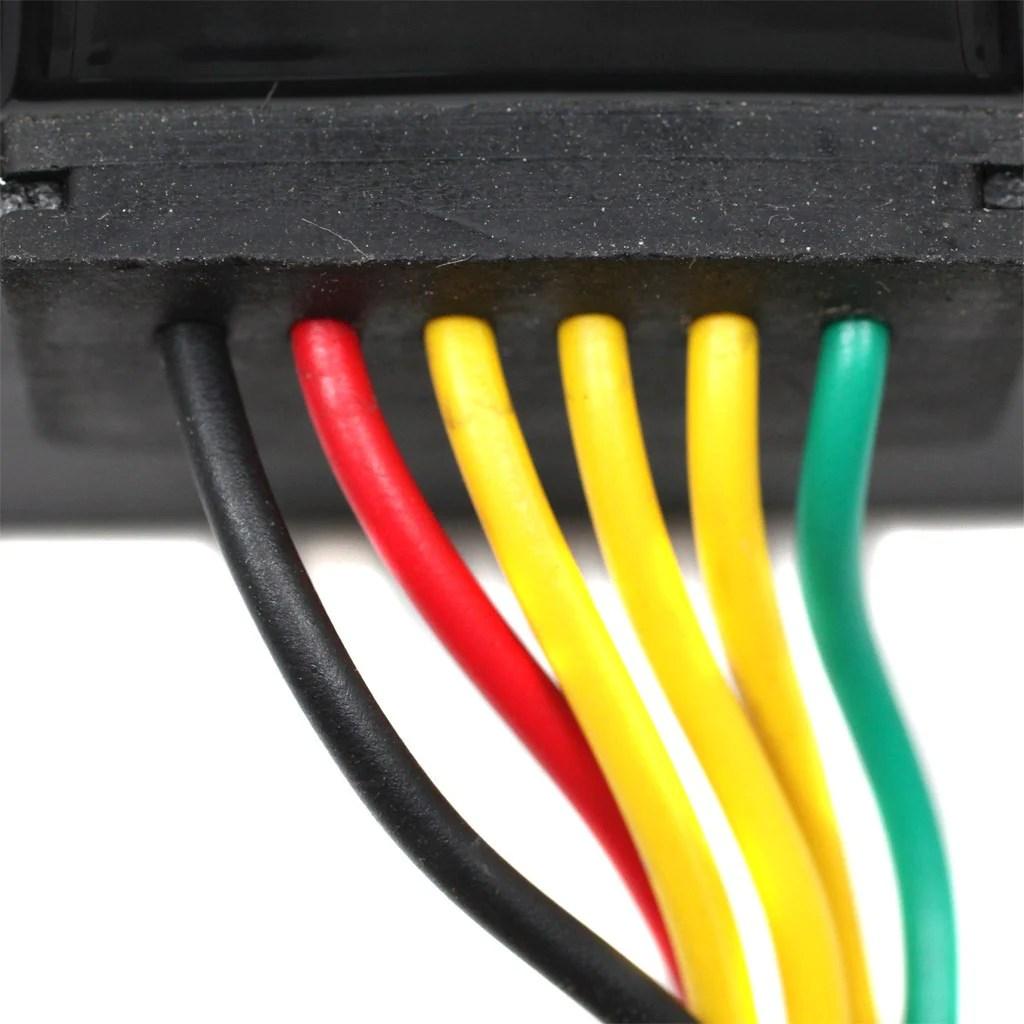 Chinese ATV Voltage Regulator Rectifier 6Wire 2Plug