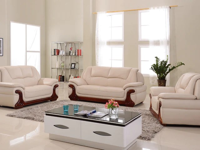 Leather sofa sets in kenya for Living room ideas kenya