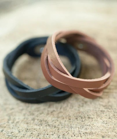 pair of aromatherapy bracelets diffuser jewelry