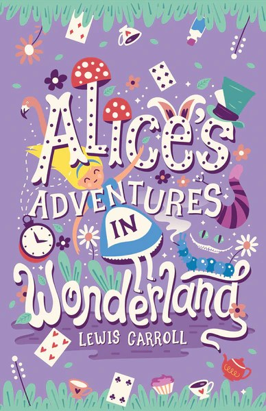 Image result for Alice's adventures in wonderland books