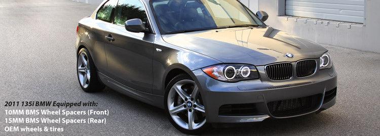 bmw 135i wheel spacers Best BMW wheel spacers 5x120 wheel spacers 10mm 12mm 15mm 18mm 20mm