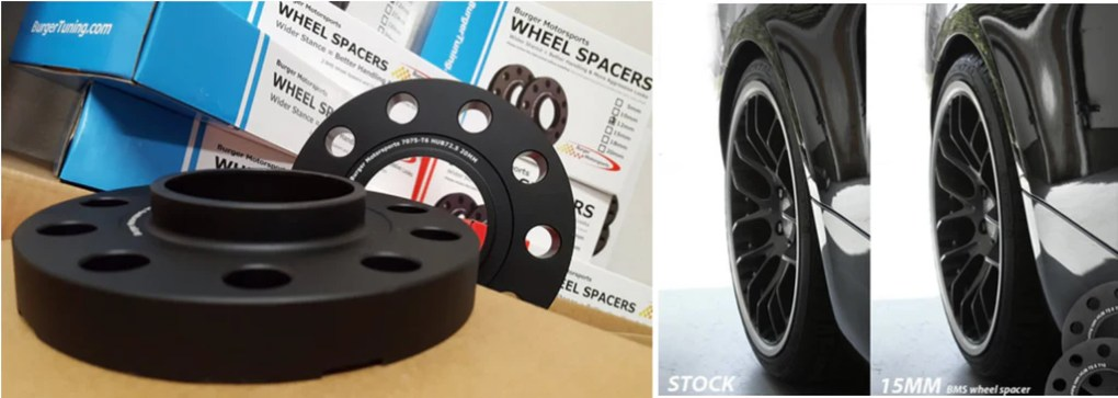 BMW wheel spacers by Burger Motorsports BMS Burger Tuning