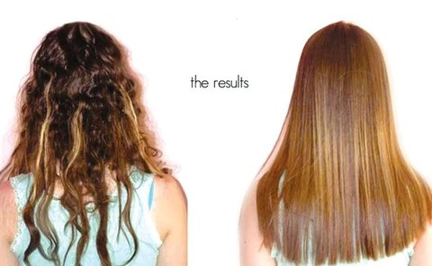 Before Amp After Results Of Argan Oil How To Use Argan Oil