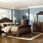 North Shore Sleigh King Bedroom Set By Ashley Furniture My Furniture Place