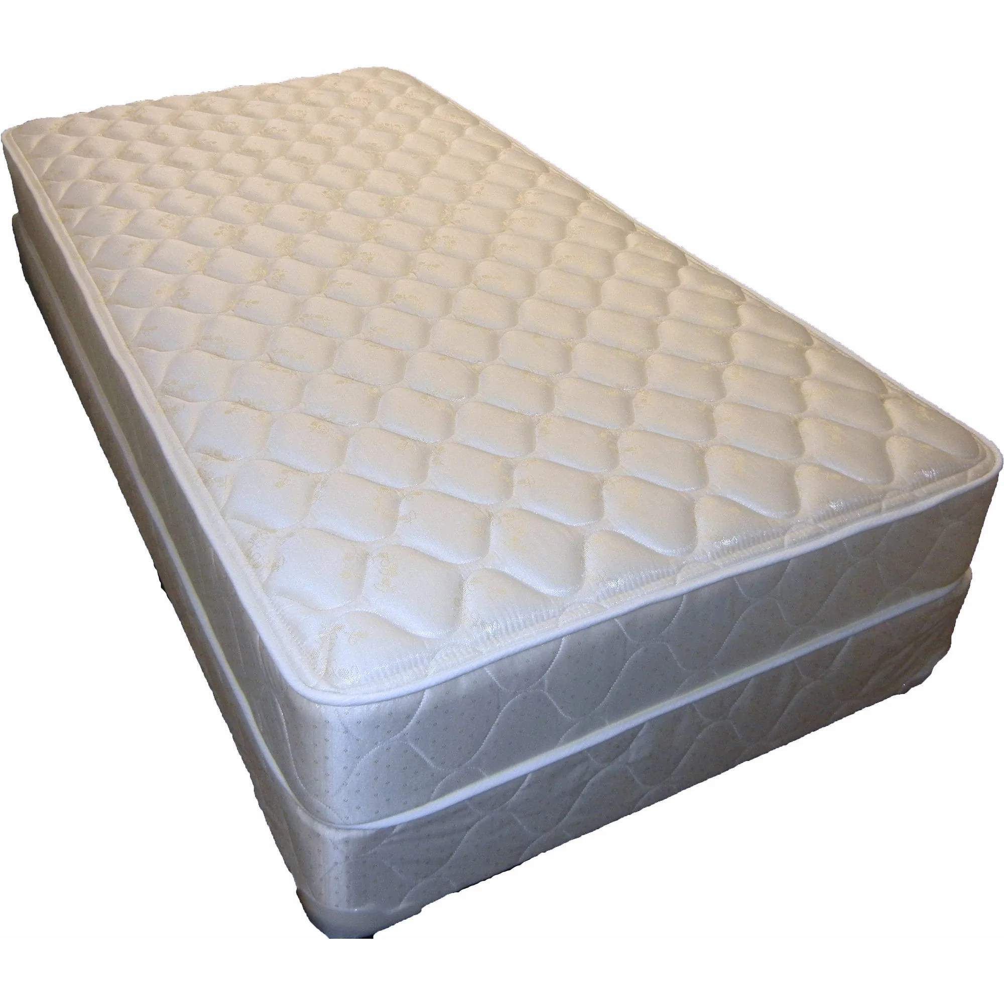 Reliable One Sided Twin Mattress Set My Furniture Place