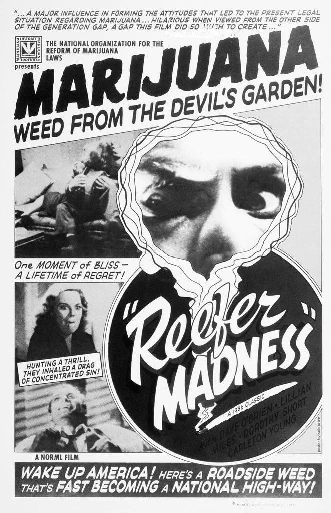 Madness Postersx Reefer