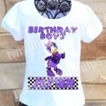 Mickey And The Roadster Racers Birthday Shirt Twistin Twirlin Tutus