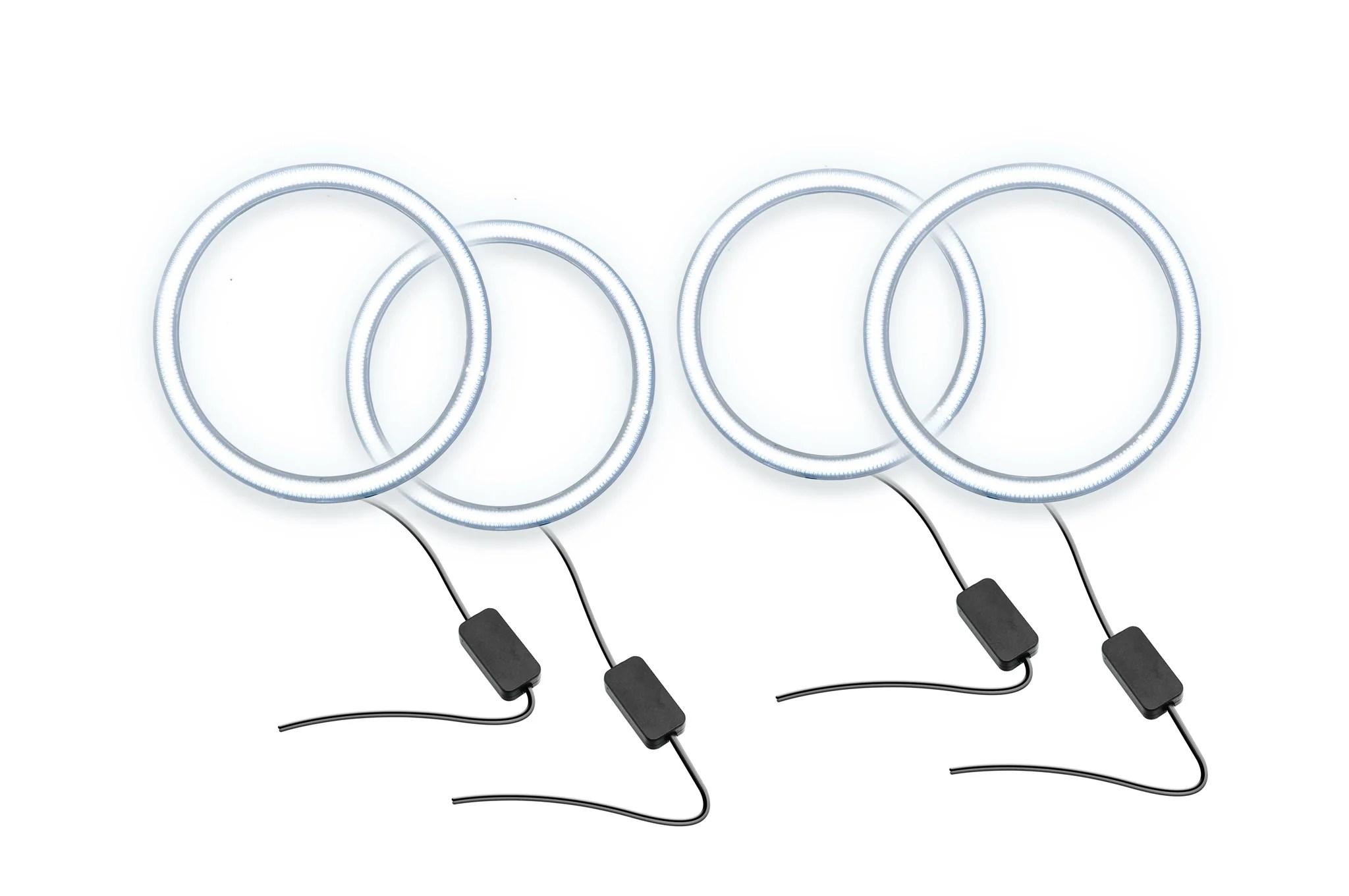 Oneighty led orb rings kit infiniti m35 m45 2003 10