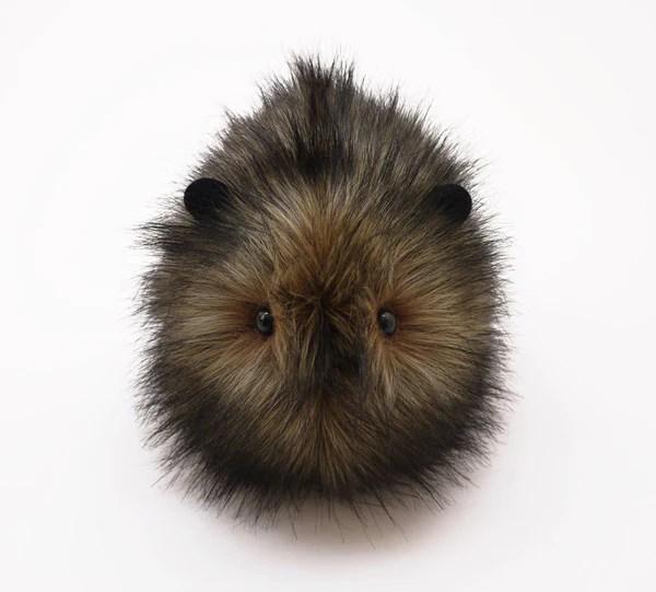 Beaver The Brown Guinea Pig Stuffed Animal Plush Toy
