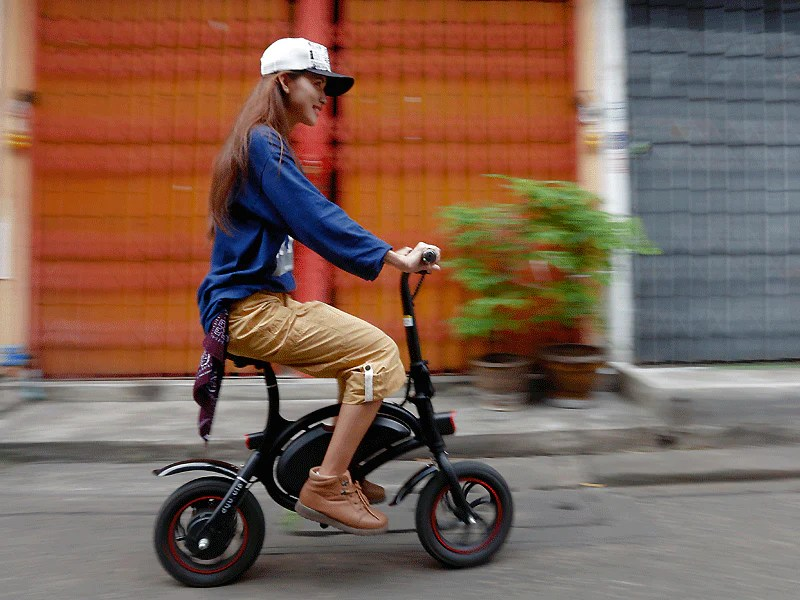 dyu 60km electric scooter with seat