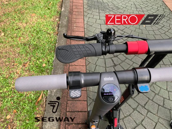 SG Electric Scooters: segway es2 review