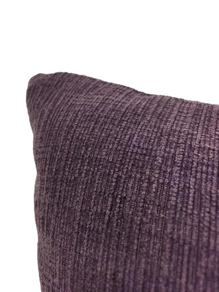 heavenly plum lumbar pillow 12x22
