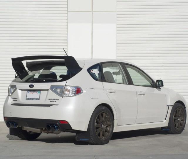 Subaru Impreza Wrx Sti Rear Hatch Wing Su Grc Wng  Frp