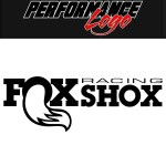 Fox Racing Shox 2 Decal North 49 Decals