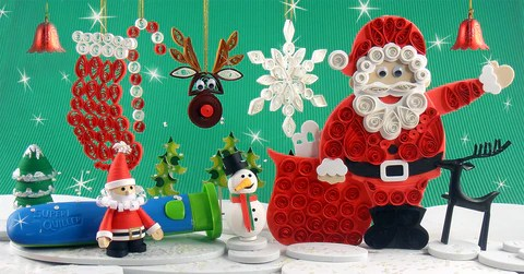 5 Awesome Christmas Quilling Ideas Quill On