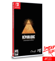 Image of Switch Limited Run #111: République: Anniversary Edition