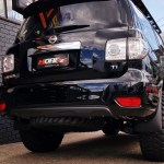 Xforce Exhaust To Suit Nissan Patrol Y62 Series 1 To 4 Es Ny62 0 More 4x4