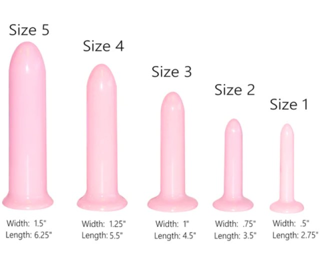 How Do I Know What Size I Need Vaginal Dilators