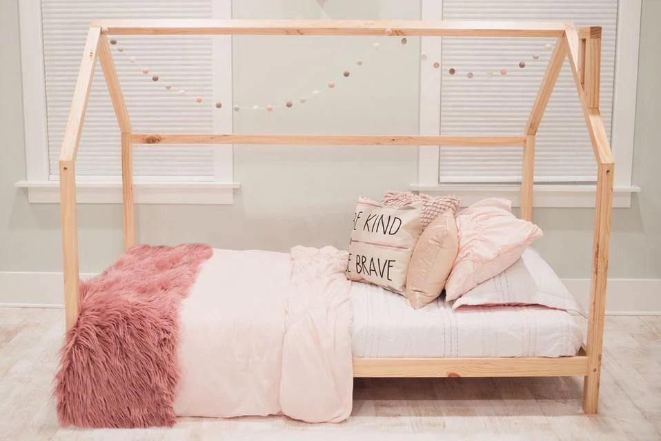 custom kids furniture triple bunk
