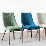 Mid Century Chair Modern Dining Chairs Gingko Home Furnishings