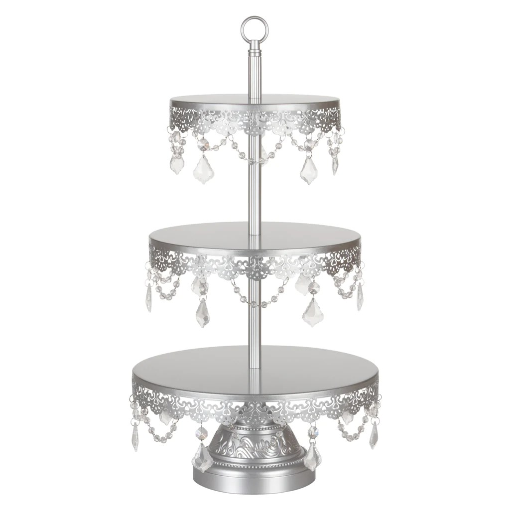 Cake Tall Crystals Stand