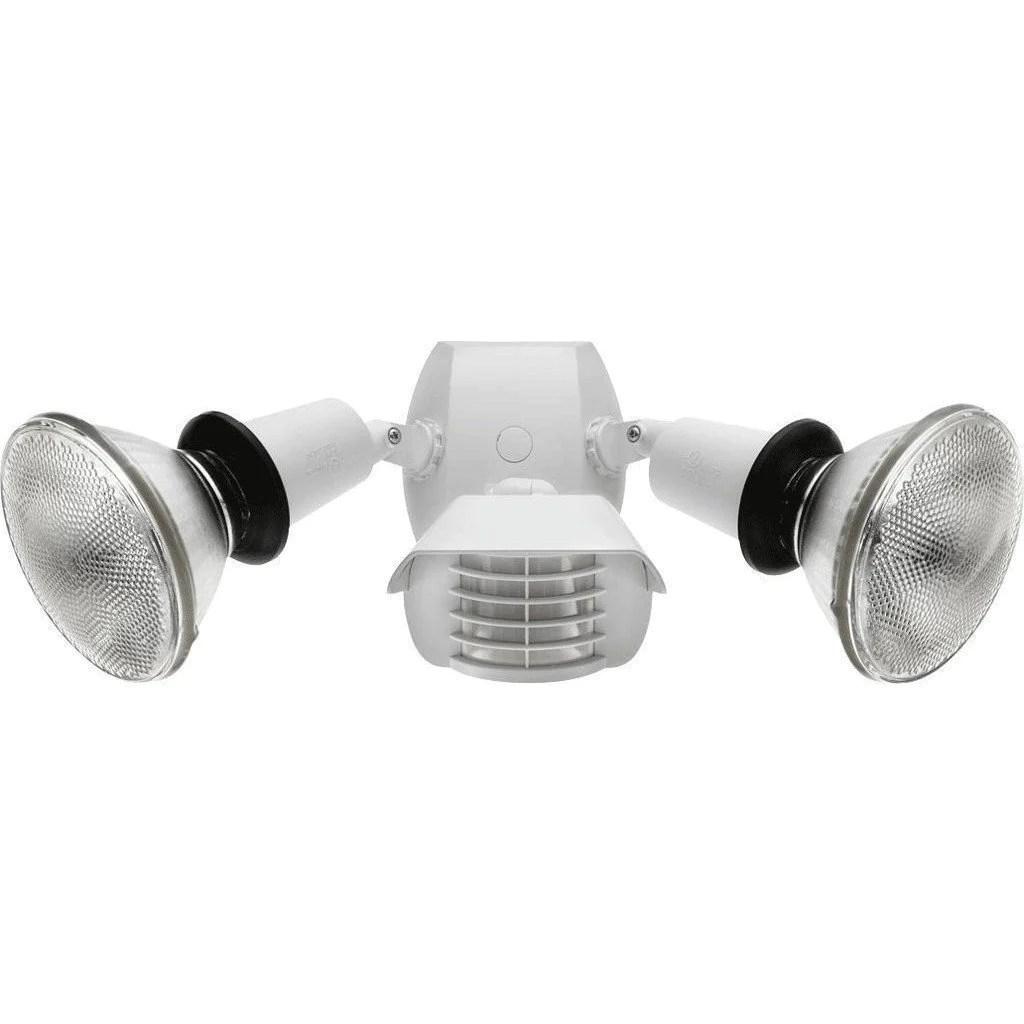 rab lighting gt500r w gotcha outdoor sensor floodlight kit