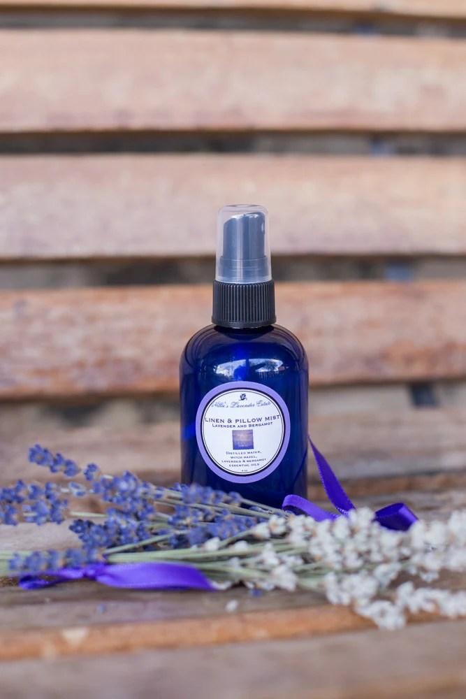 lavender bergamot pillow spray